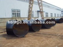 ASTM B16.9 A234 WPB A105 Carbon Steel Butt Weld Pipe Fitting Manufacturer