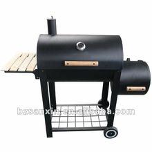27.5'' Barrel Grill & Smoker