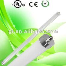 UL cUL T8 LED Tube 2400mm singe pin