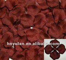 Fabric Silk Flower Rose Petals wedding party Table Confetti