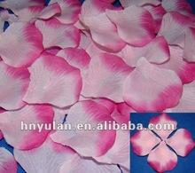 Fabric Silk Flower Rose Petals wedding flower Wedding Table Confetti