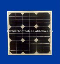 price per watt framed 25W pv mono solar panels