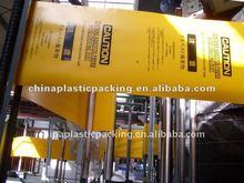 virgin material dedicated asbestos yellow rubbish bag for janpan market