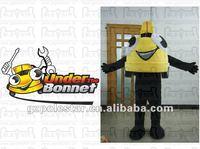 NO.2227 custom ad car mascot costumes