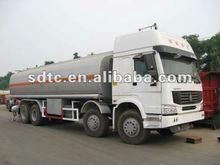 8x4 STEYR fuel tank