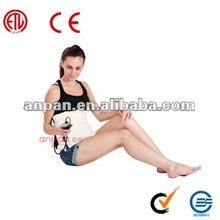 2012 infrared stomach heating warming belt with carbon fiber heating element for belly stomch leg waist MHP-E1215A