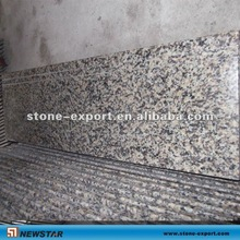 Tiger Skin Red granite step