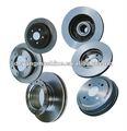 Recambios de automoción, freno de disco del rotor 43512-26081 para toyota hiace