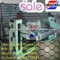 Automático de rectas y viceversa hexagonal de alambre retorcido máquina de tejer ( fábrica )