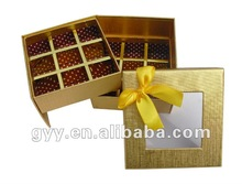 2012 GYY luxury divider packing box