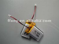 3.7V 250mAh Li-polymer Battery Pack 502030