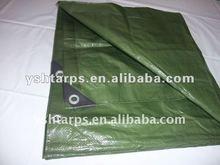 Green PE TARPAULIN 100GSM