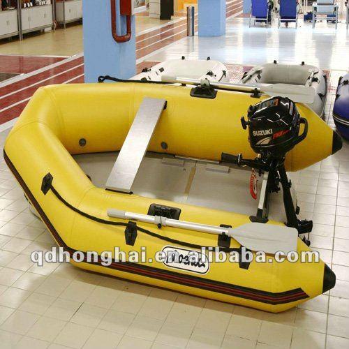 Bateau de p che hh s230 bateau pneumatique mini bateau bateaux d 39 avir - Bateau gonflable mer ...