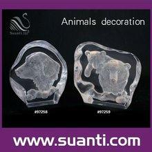 Dog/Bear Intaglio decorations