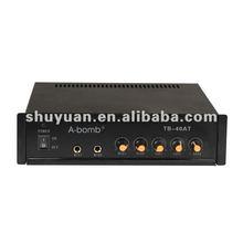Mini Mixer Power Amplifier TB-40AT