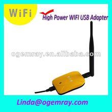 150Mbps power amplifier USB wireless wifi adapter