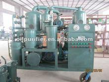 Super de alta tensión de filtración de aceite equipo/transformador de aceite purificador