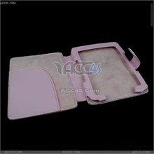 Litchi pattern Leather case,PU case for AMAZON Kindle 4 P-AMAZKINDLE4CASE006