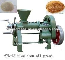 High Quality&Low Price 6YL-68 Mini Rice Bran Screw Oil Press Machinery