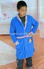 boy sleeping clothes/fleece robe