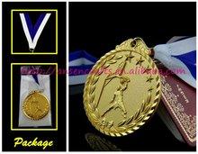 2012 Custom Olympic Gold Medal for Sport