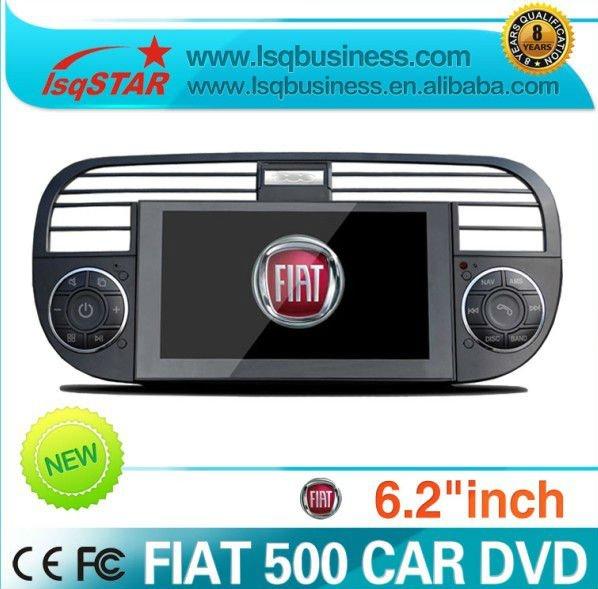Fiat 500 Speaker Specs