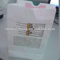 Fried Chicken wings paper bag