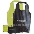 Polyester Zipper Bottom Tote Bag