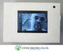 Novelty Paper Video Box, for Advertising Specialty/Logo Promotional/Show Display Gifts