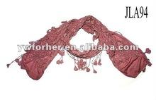 2012 fashion plain cotton shawl
