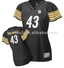 2012 fashion customized sublimation American football jerseys uniforms
