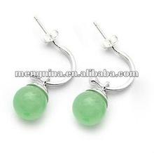 2012 fashion jewelry,drop bead earring E02553