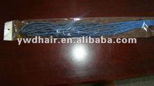 High quality dreadlocks synthetic hair extension, synthetic braiding hair, Yaki jumbo braid hot sale in 2012
