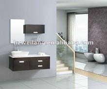 2012 New modern Solid wood bathroom furniture