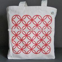fashion handbag with studs decorated