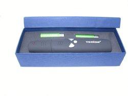 Bestselling!intergrative design wireless keyboard mouse presenter combo vp300
