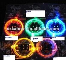 glow neon led shoelace