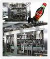 Espumoso bebidas/bebida/agua equipo de llenado