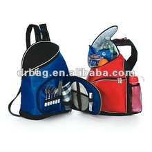 Shoulder Picnic backpack for 2person
