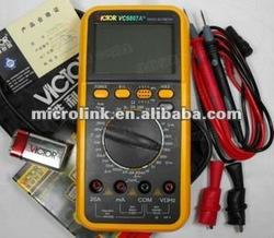 Original New VC9808A+ VICTOR digital multimeter