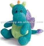 cute fat plush dragon toys