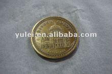 2012 new design anti bronze metal souvenir coin