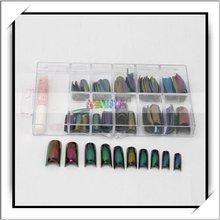 2012 Newest Design Artificial Nails Half Tips