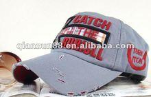 2012 new hot cotton and fashion golf baseball hat