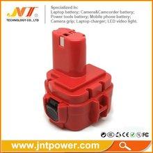 For Makita 12V 3000mAh power tool battery for 1233 1234 1235 1050D 5093D