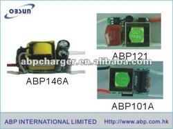 High capacity 3.6V led bulb driver