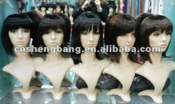 clearance sale!! in stock heavy wig,premium wig halloween wig