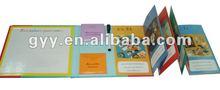 2012 Children board books with pen