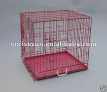 "MIDWEST CAT PLBLUE Large 48"" 3 Door Folding Dog Crate Cage w/ DividerAYPEN CAGE MODEL 130 NEW"
