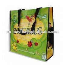 promotional pp woven shopping bag(NV-E038)